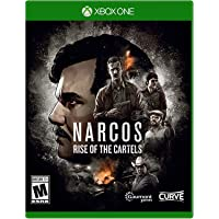 Narcos - Rise of The Cartels - Xbox One - Standard Edition - Xbox One
