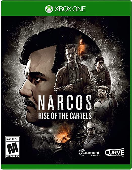 Narcos - Rise of The Cartels for Xbox One [USA]: Amazon.es: Ui Entertainment: Cine y Series TV