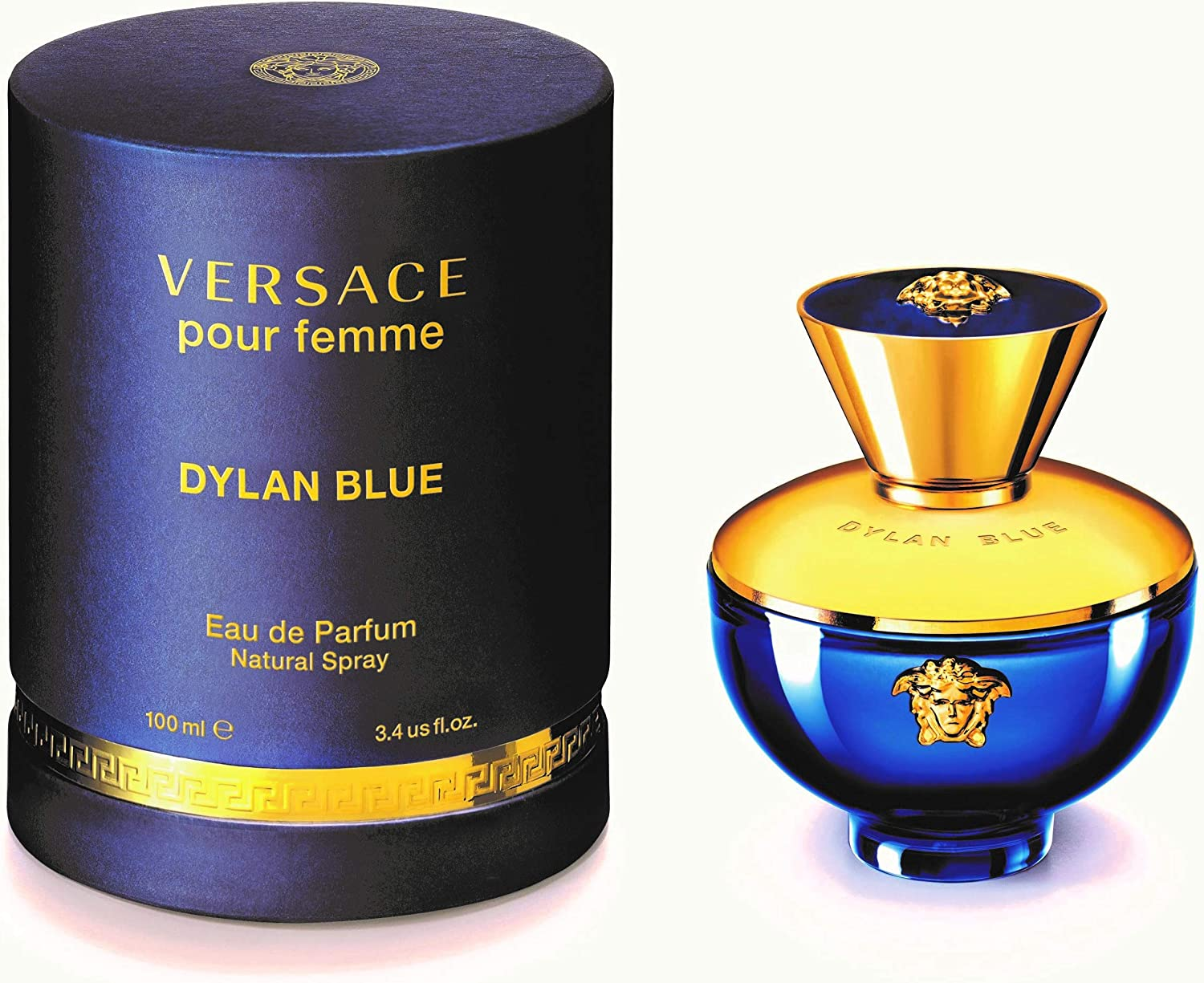 versace perfume dylan blue mujer