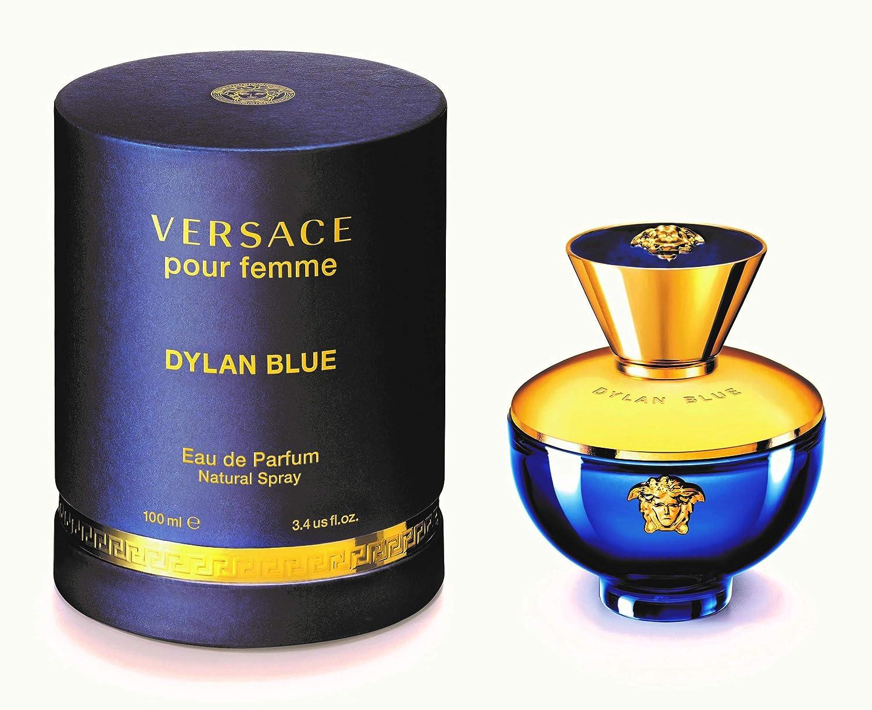 Versace Dylan Blue Pour Femme Eau de Parfum, 100 ml
