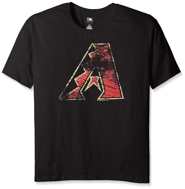 開店祝い MLB Short Arizona DiamondbacksレディースTeam Short Sleeved画面Tシャツ、2 x B01996XVFQ、ブラック x、ブラック B01996XVFQ, 福和工芸:52f1b124 --- a0267596.xsph.ru
