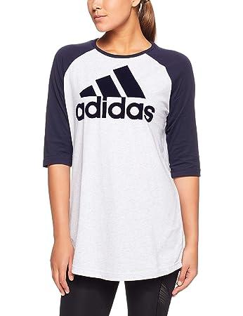39ba2130 adidas Women's Sport Id T-Shirt: Amazon.co.uk: Sports & Outdoors