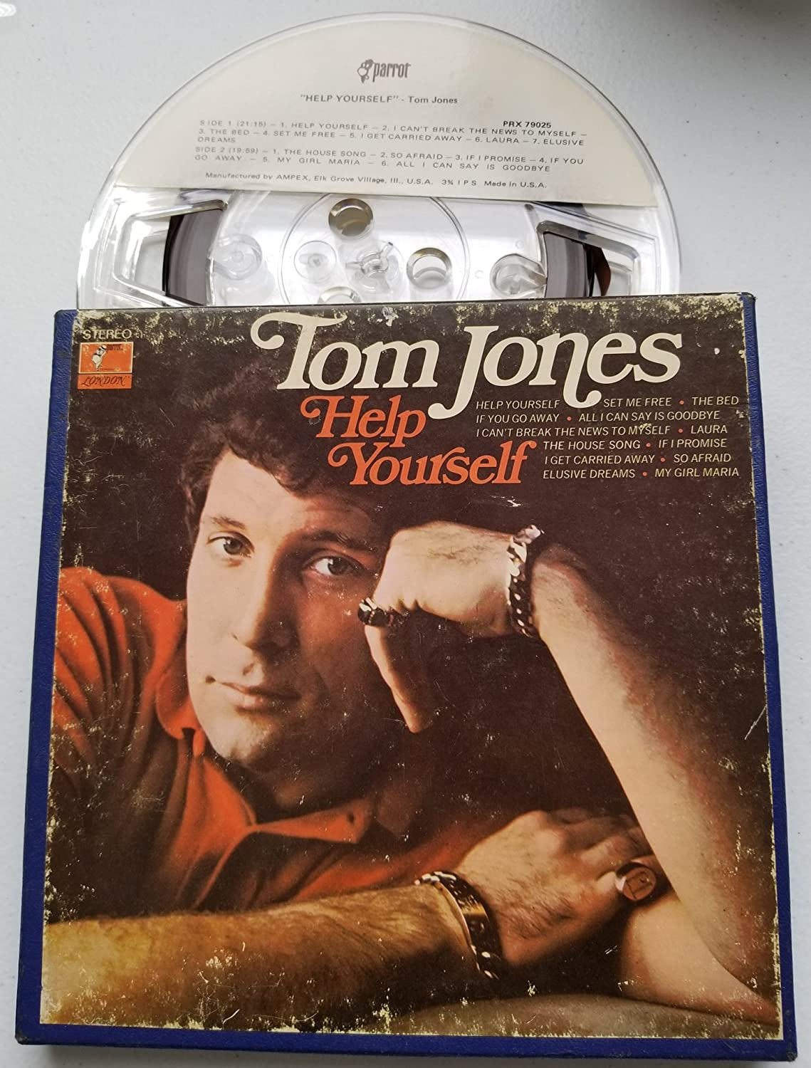 Tom jones if you go away