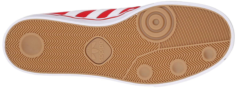 adidas B0106J4BF4 Men's Seeley Skate Shoe 5 D(M) US|Scarlet/White/Black B0106J4BF4 adidas fb8de8