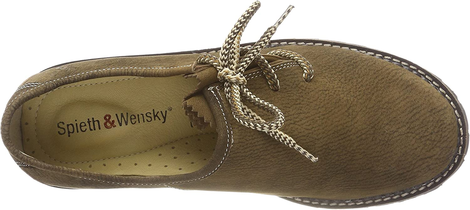 Spieth /& Wensky Mens Derby Lace-up