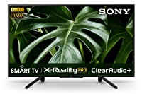 Sony Bravia 108 cm (43 inches) Full HD LED Smart TV KLV-43W672G (Black)