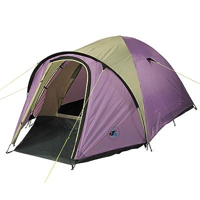 10T Scone 3 Tente igloo Violet 295 x 190 x 125 cm