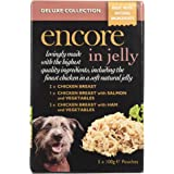 Encore Deluxe Collection Dog Food in Jelly  5x, 100g