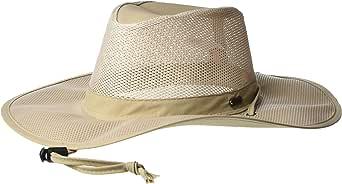 Stetson Men's Insect Shield Big Brim Mesh Safari Hat