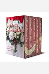 Merry Matchmakers: Holiday Romantic Novellas Kindle Edition