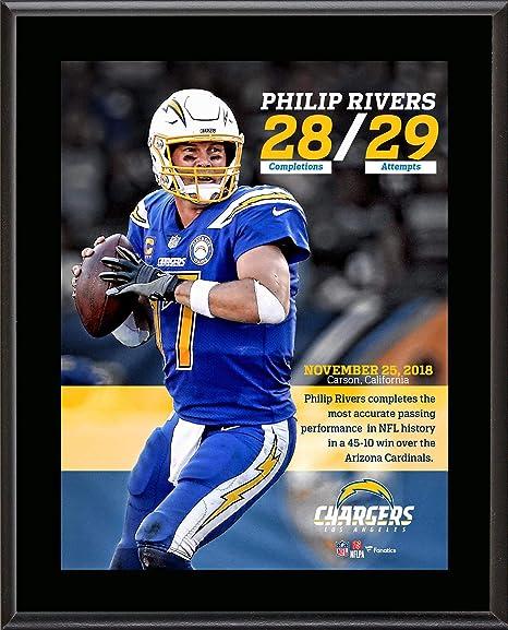 0bec2418c Amazon.com  Philip Rivers Los Angeles Chargers 10.5