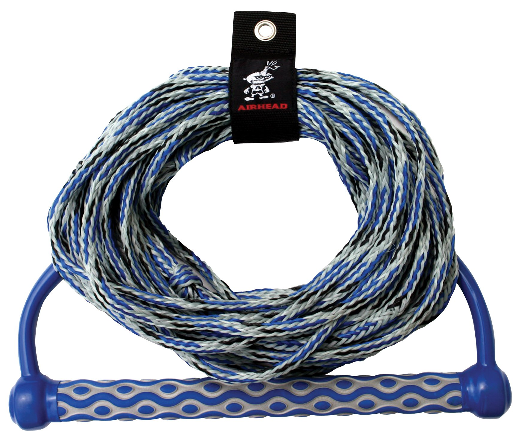Wakeboard Rope, 15'' EVA Handle, 3 section