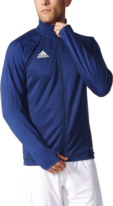 adidas Mens Tiro 17 Training Jacket: Clothing