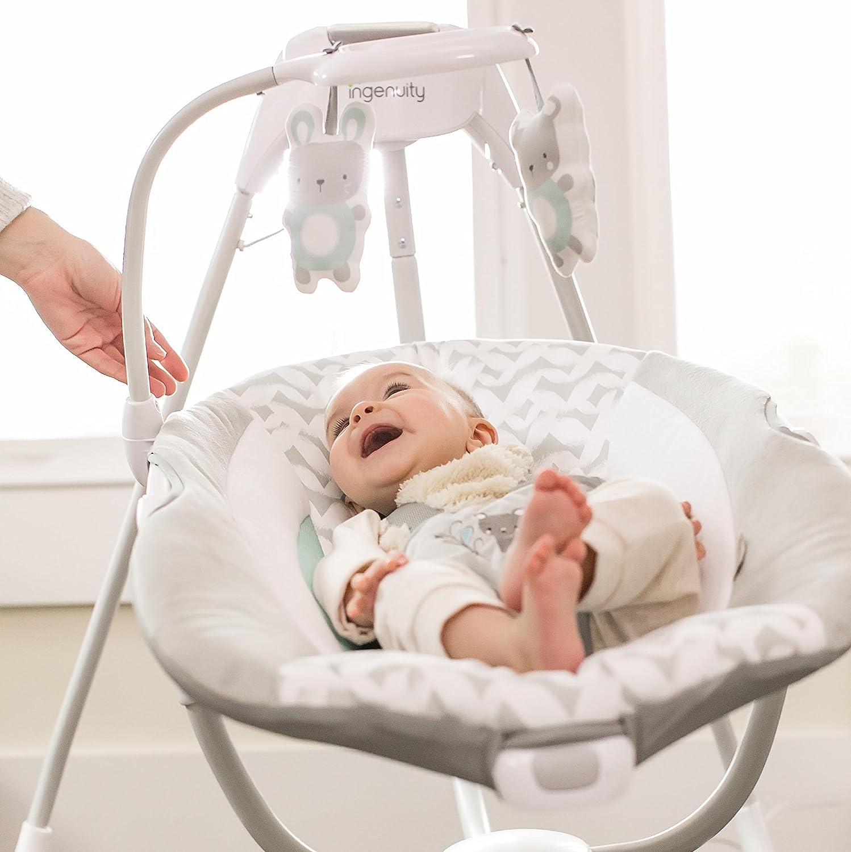 SimpleComfort Cradling Swing - Raylan Kids II - (Carson CA) 11306-1