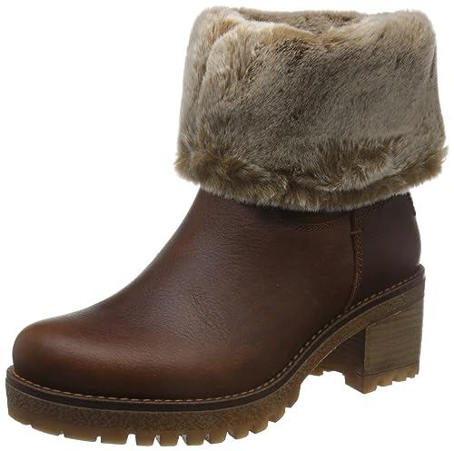 e6e9d579 Panama Jack Piola, Botas Altas para Mujer, Marrón (Cuero B8), 38 EU:  Amazon.es: Zapatos y complementos