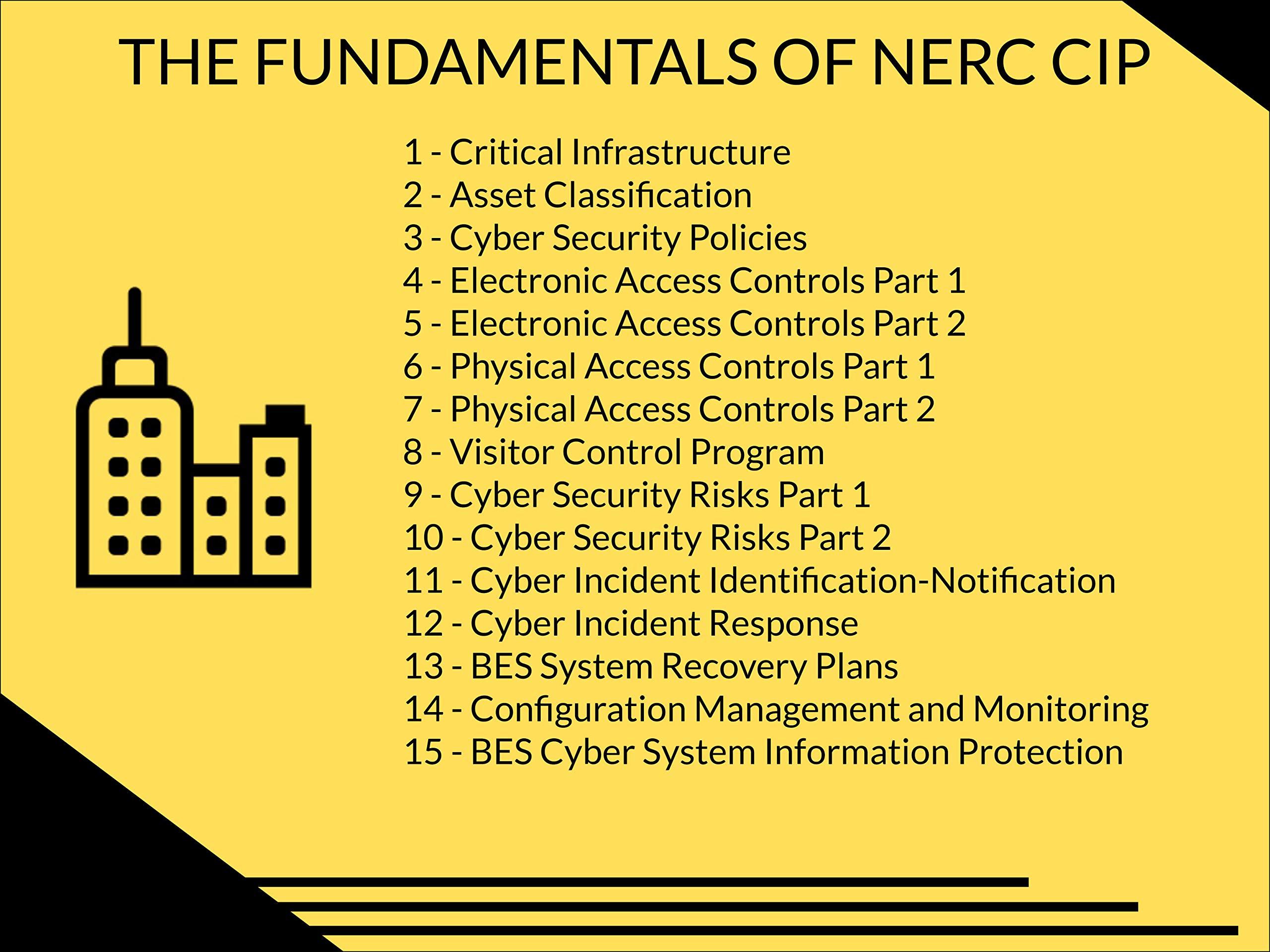 Watch Fundamentals of nerc cip | Prime Video