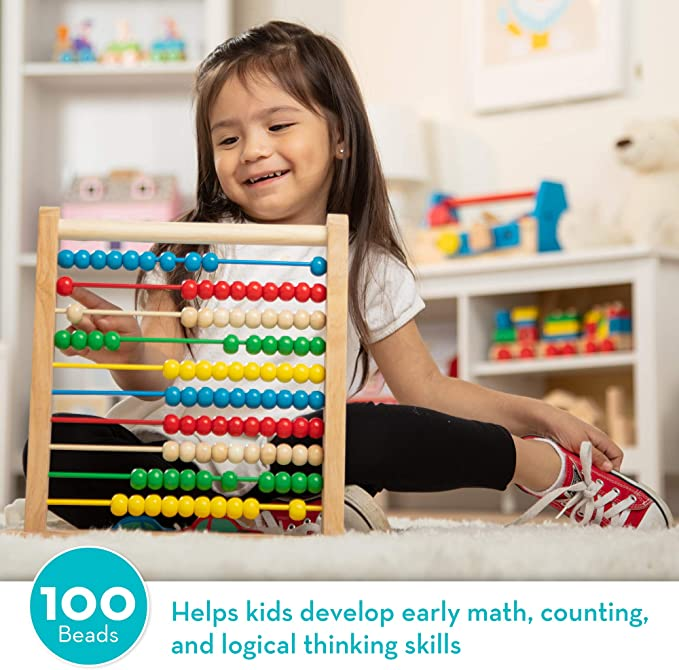20 students abacus counting frame solid RE-Wood  Made in Germany ...