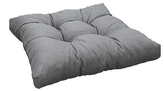 Beo LKS 80x80AU94 - Cojín para sofá (80 x 80 cm), Color Gris ...