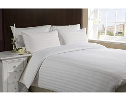 Cannon Double Bed Sheet (White)
