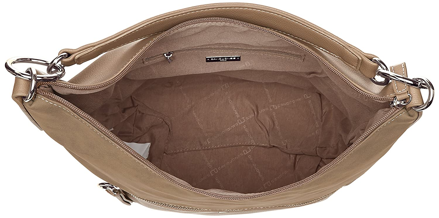 Damen 5700-1 Schultertasche David Jones bdRfvo