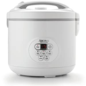 Aroma Housewares ARC-1000 Professional Series 20-Cup (Cooked) Sensor Logic Rice Cooker