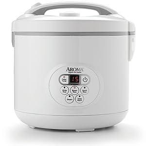 Aroma Housewares ARC-1000 Professional Series 20-Cup (Cooked) Sensor Logic Rice Cooker