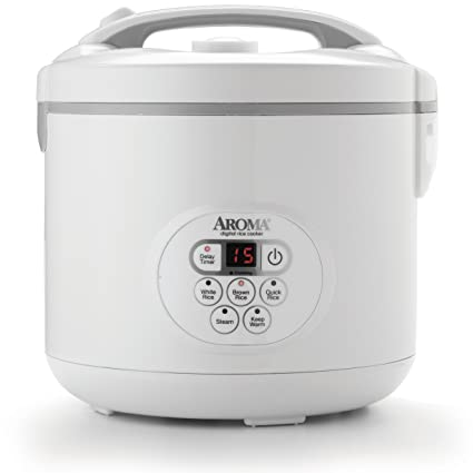 amazon com aroma housewares arc 1000 professional series 20 cup rh amazon com Aroma Rice Cooker 2 Cup Aroma Rice Cooker Manual Online