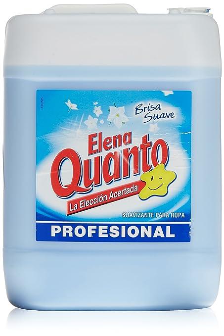 Quanto Profesional Regular Suavizante Azul - 10000 ml