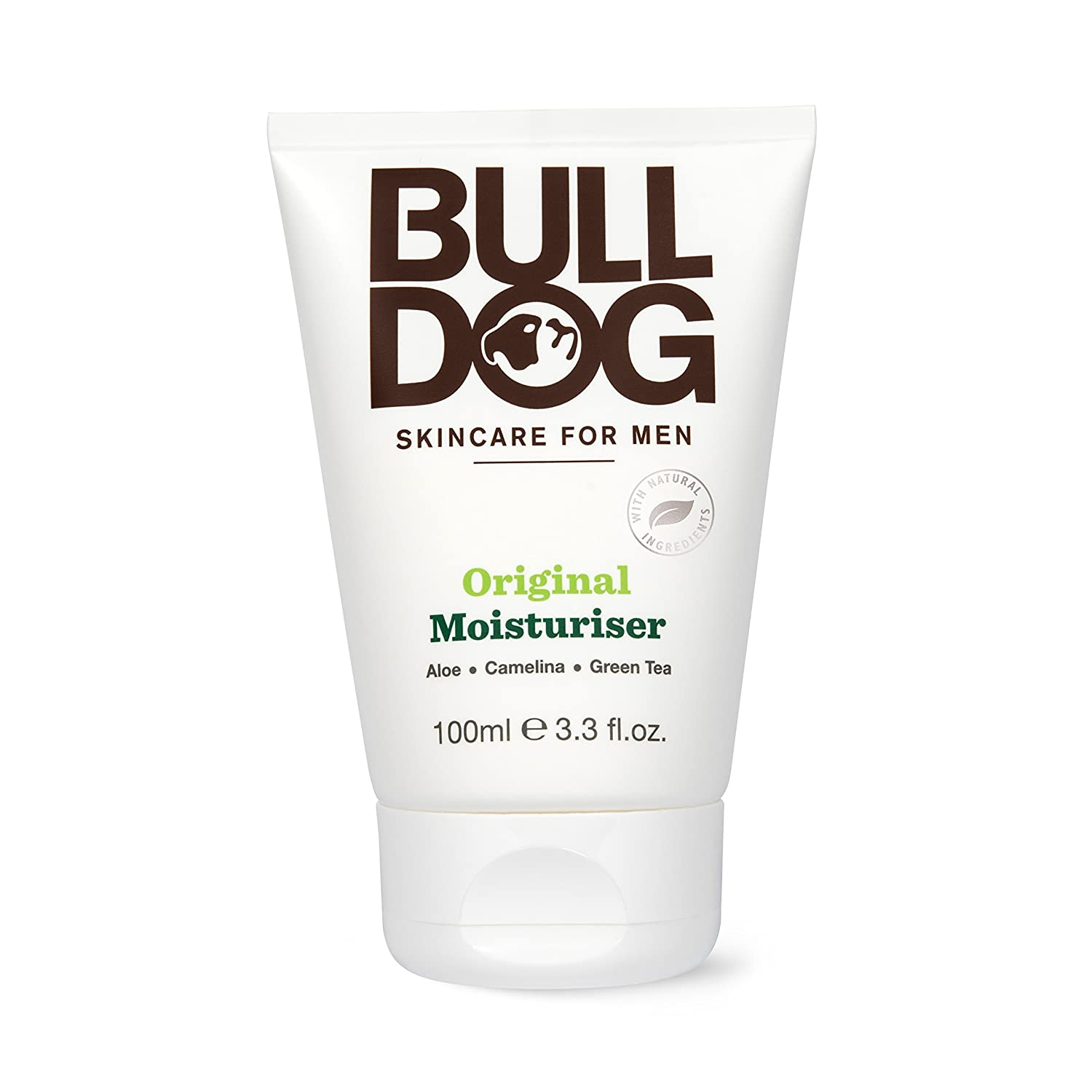 MEET THE BULL DOG Original Moisturiser, 3.3 Ounce Naked Earth inc LWT1004