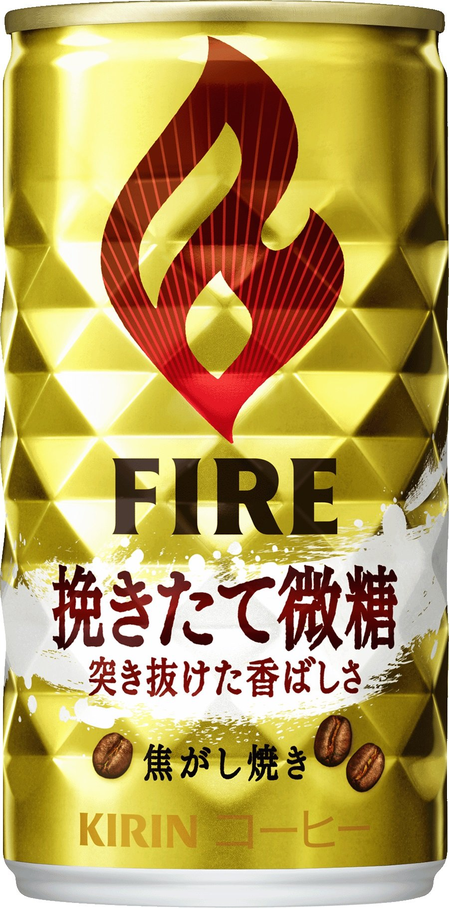 Kirin FIRE freshly ground low-sugar coffee 185g (30 cans) by Fire (Image #1)