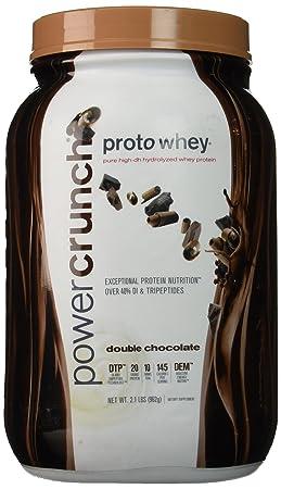 BioNutritional Power Crunch Proto Whey Double Chocolate 2.1 lbs