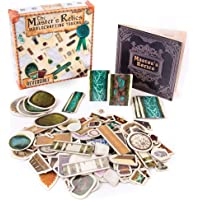 Master's Relics - RPG Item Token Accessory Set - 200+ Double-Sided Dry / Wet Erase Reversible Object Pawns for Fantasy…