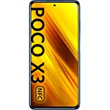 Xiaomi Poco X3 NFC Smartphone 128 GB, 6 GB RAM, Dual Sim, Blå