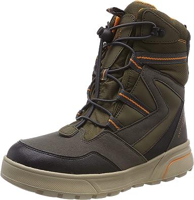 trabajador nitrógeno Apariencia  Geox J SVEGGEN Boy B ABX D, Botas de Nieve para Niños: Amazon.es: Zapatos y  complementos