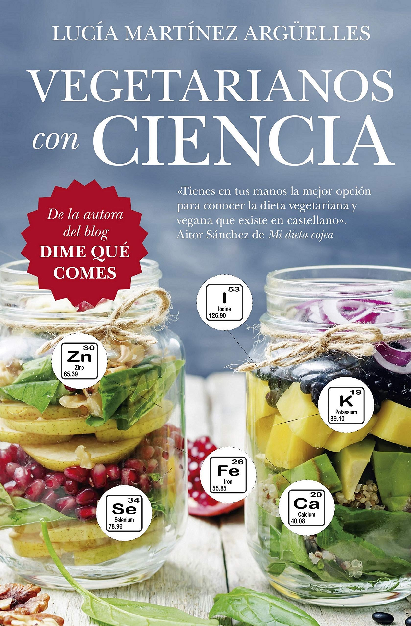 vegetariano con ciencia (bolsillo): Amazon.es: Lucía Martínez ...