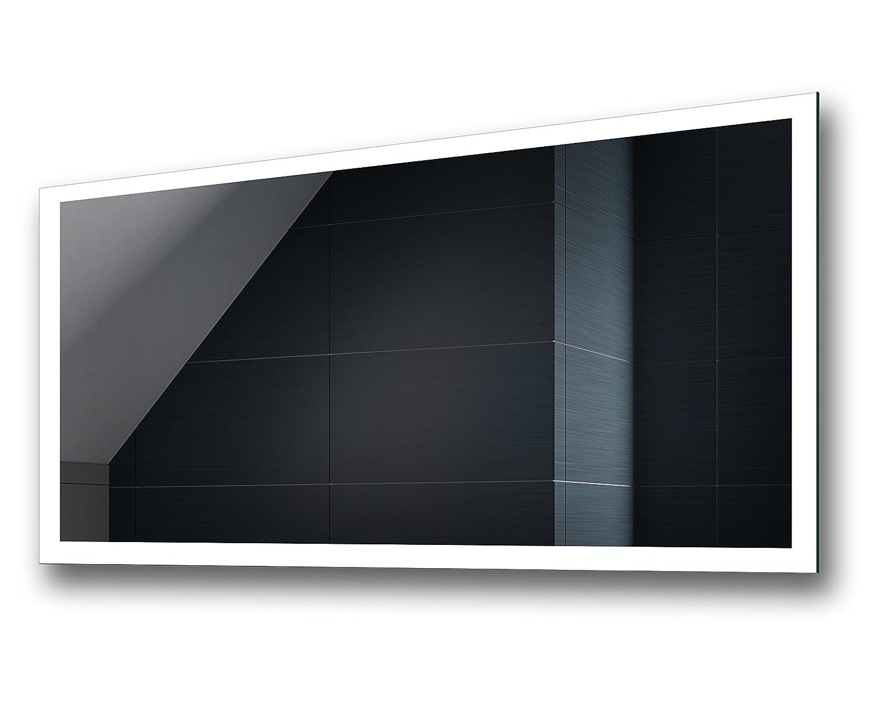 FORAM FORAM FORAM KALTWEIß 60x120   120x60 cm Design Badspiegel mit LED Beleuchtung von Artforma   Wandspiegel Badezimmerspiegel   Spiegel nach Maß bab90c