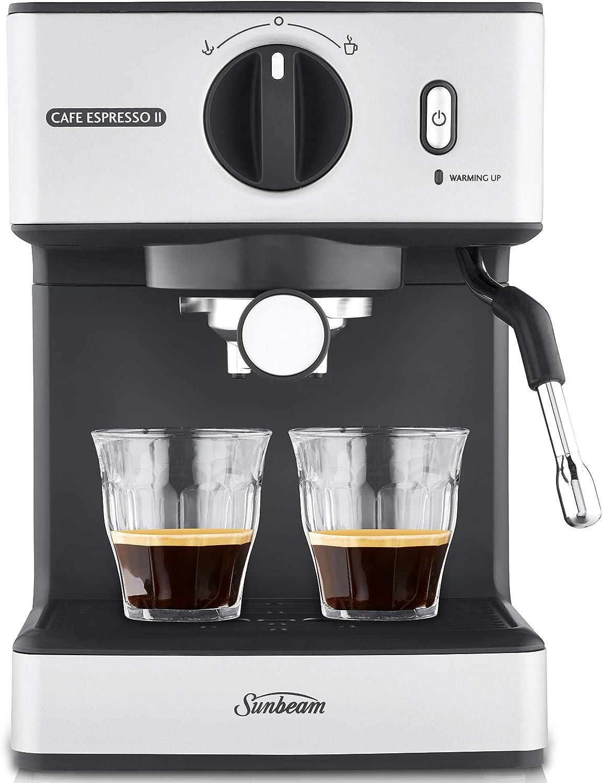 Sunbeam EM3820 Café Espresso II Coffee Machine