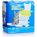 All-Absorb Cat Litter Pads, 17.1 by 11.8-Inch
