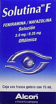 Solutina Solución Oftálmica, 3.0 MG/ 0.25 MG, 15ml