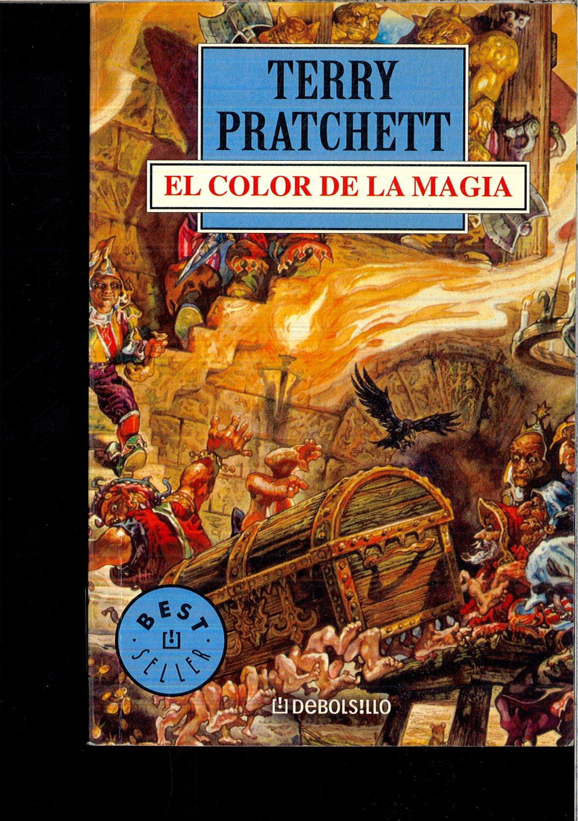 EL COLOR DE LA MAGIA: Amazon.es: TERRY PRATCHETT: Libros