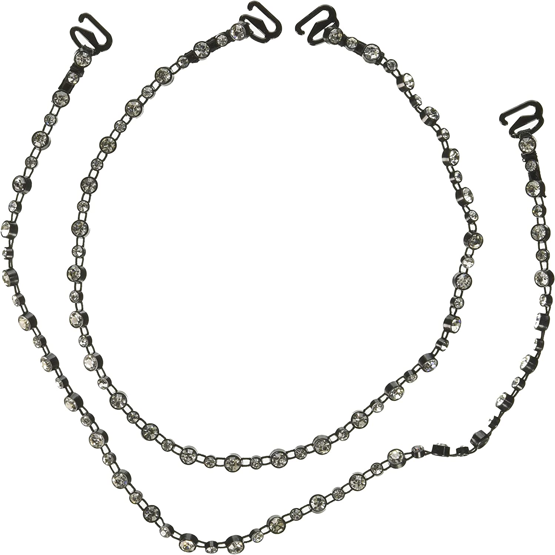 Black Dritz 53112 Detachable /& Adjustable Fashion Straps