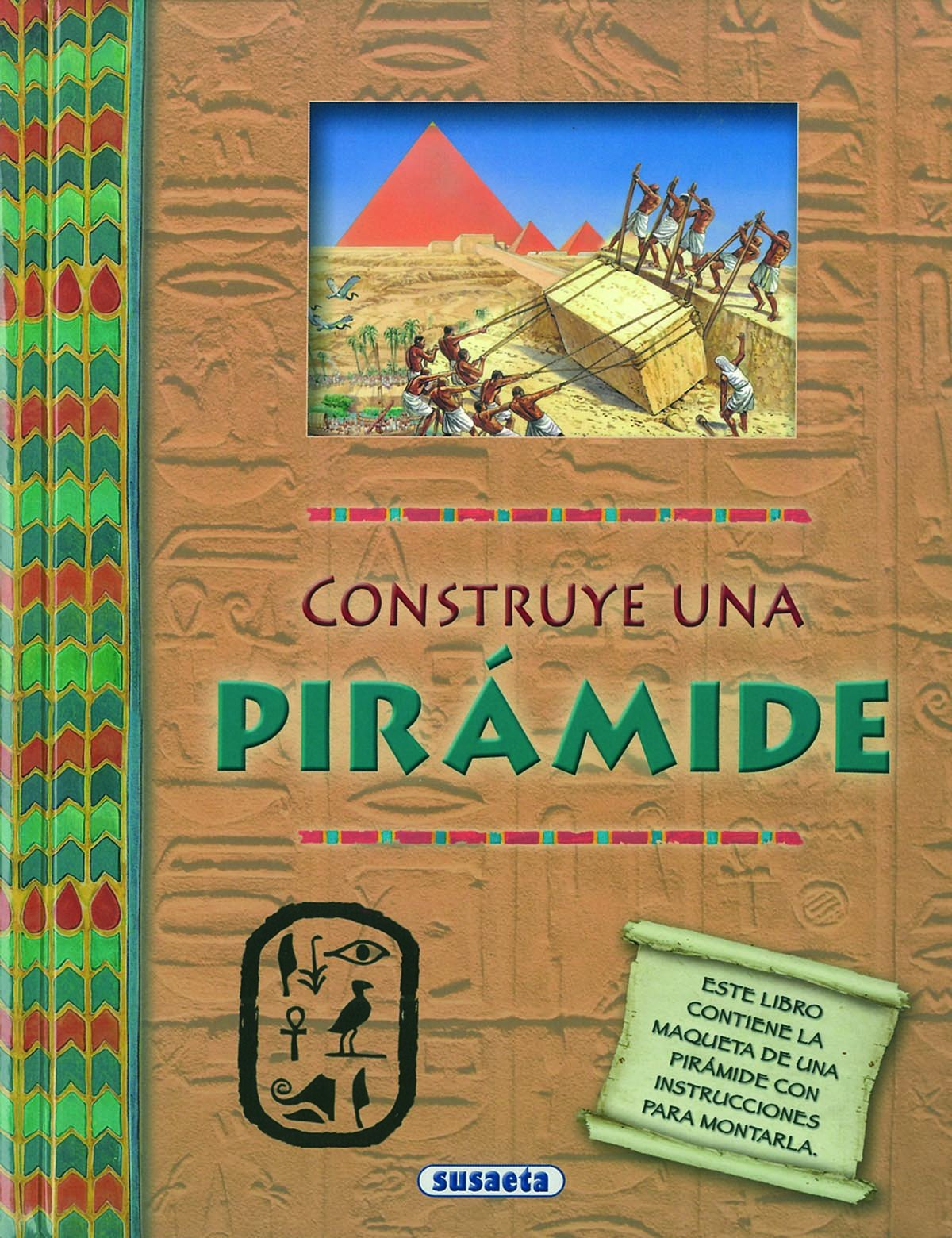 Construye una Piramide: Nicholas Harris: 9788467705386 ...