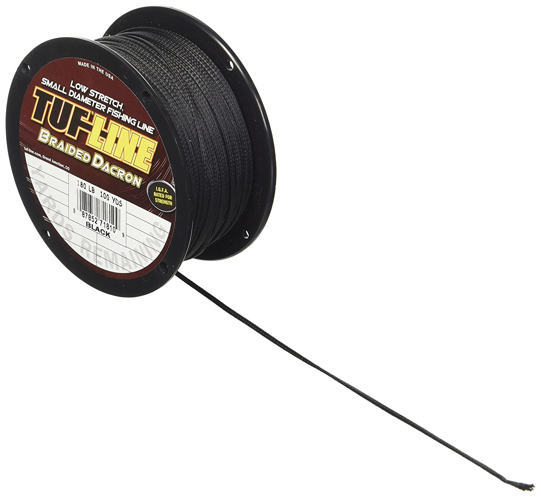 Tuf Line Dacron 100 yd Fishing Line