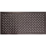 Amazon Com Esschert Design Cast Iron Doormat Oval 29