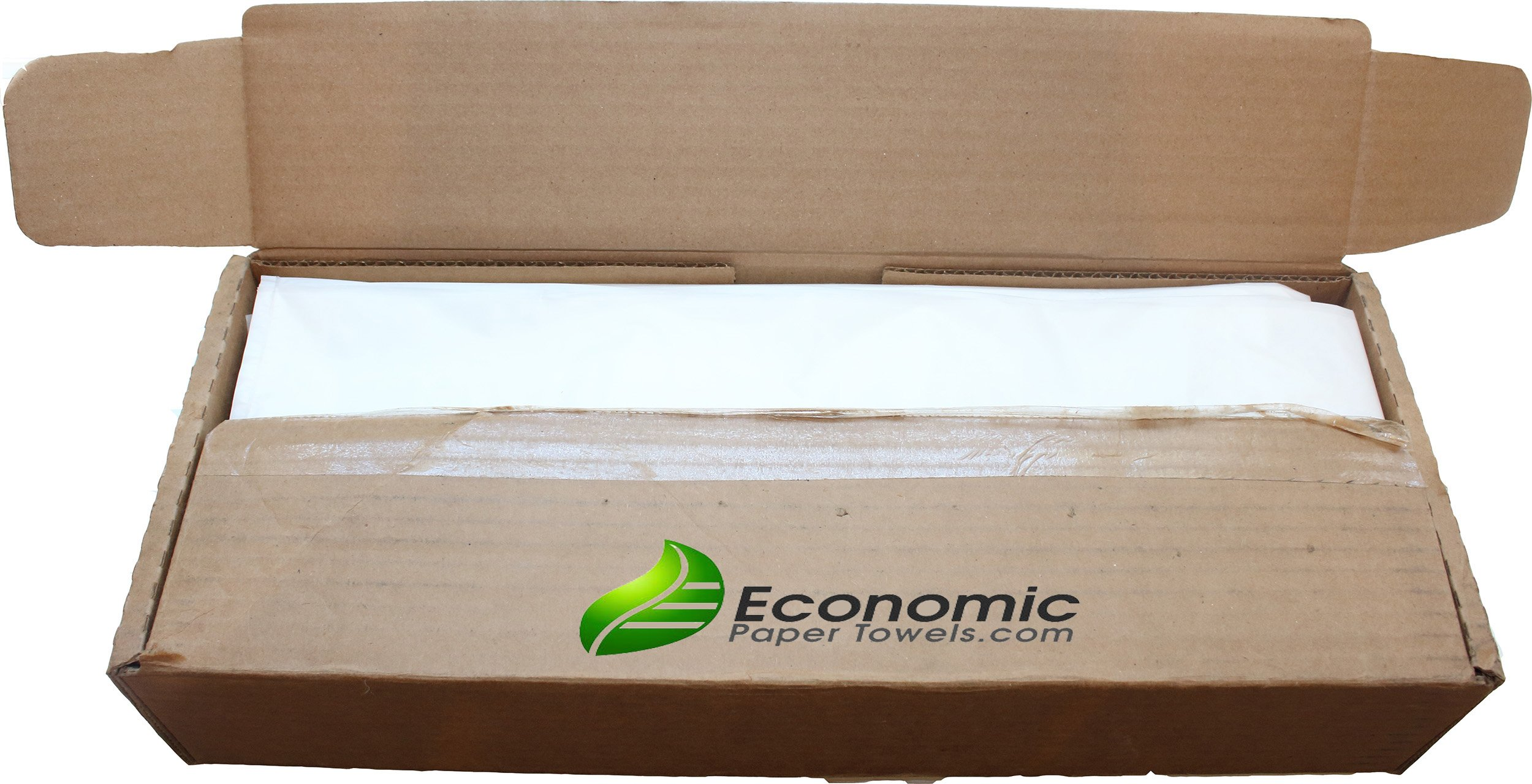 Economic Paper Towels 2427CL9 Eco Friendly Kitchen Trash and Garbage Bags, 250 Count, 13 Gallon