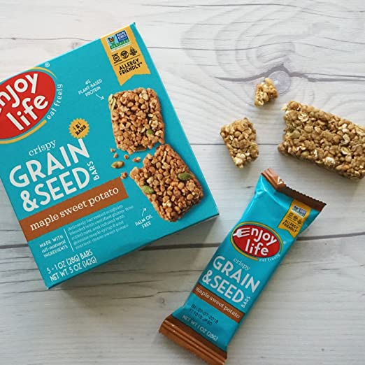 Enjoy Life Grain and Seed Bars