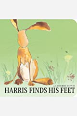 Harris Finds His Feet (Tiger Tales) Board book