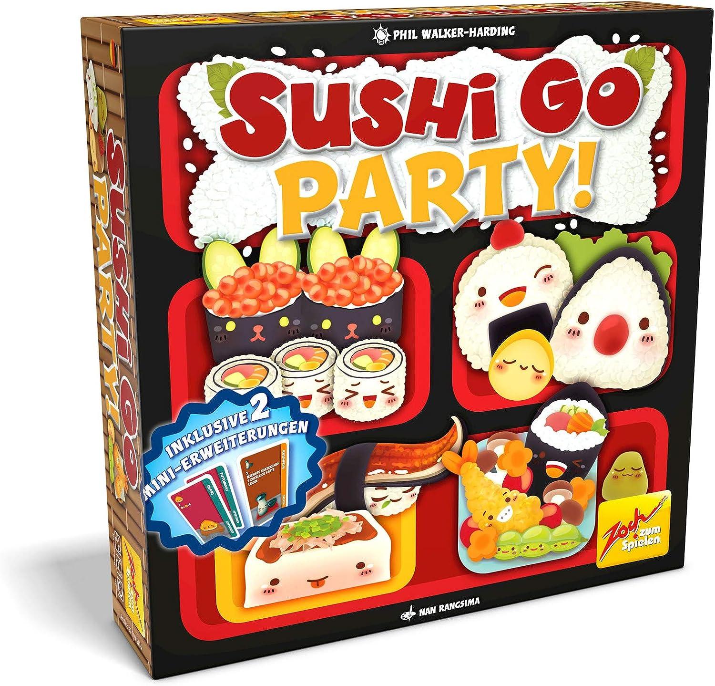Reglas de Sushi Go!