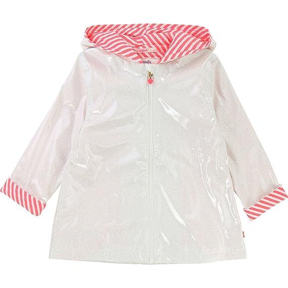 good quality cheaper unique design Billieblush Girls' Raincoat - Off-White - 146-152 cm: Amazon ...