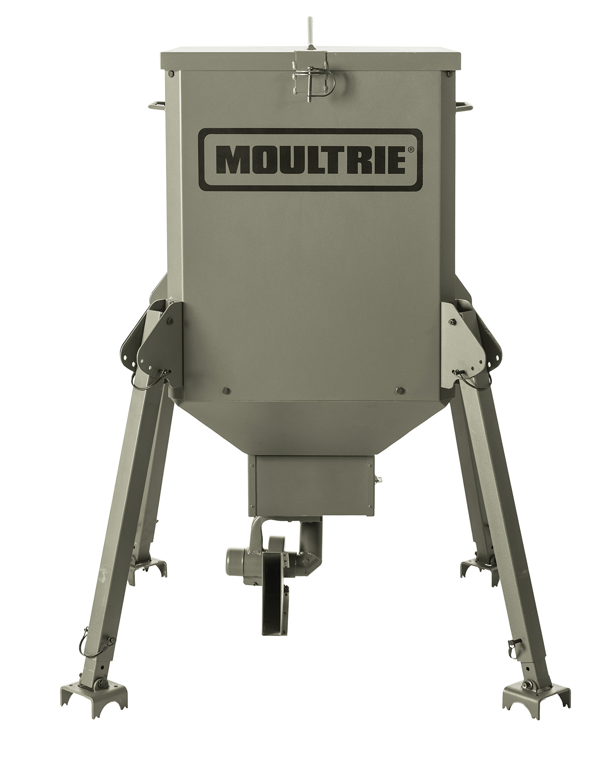 Moultrie Wildlife Directional Feeder | 30-Gallon | Wildlife Directional Feeder Kit | Digital Timer